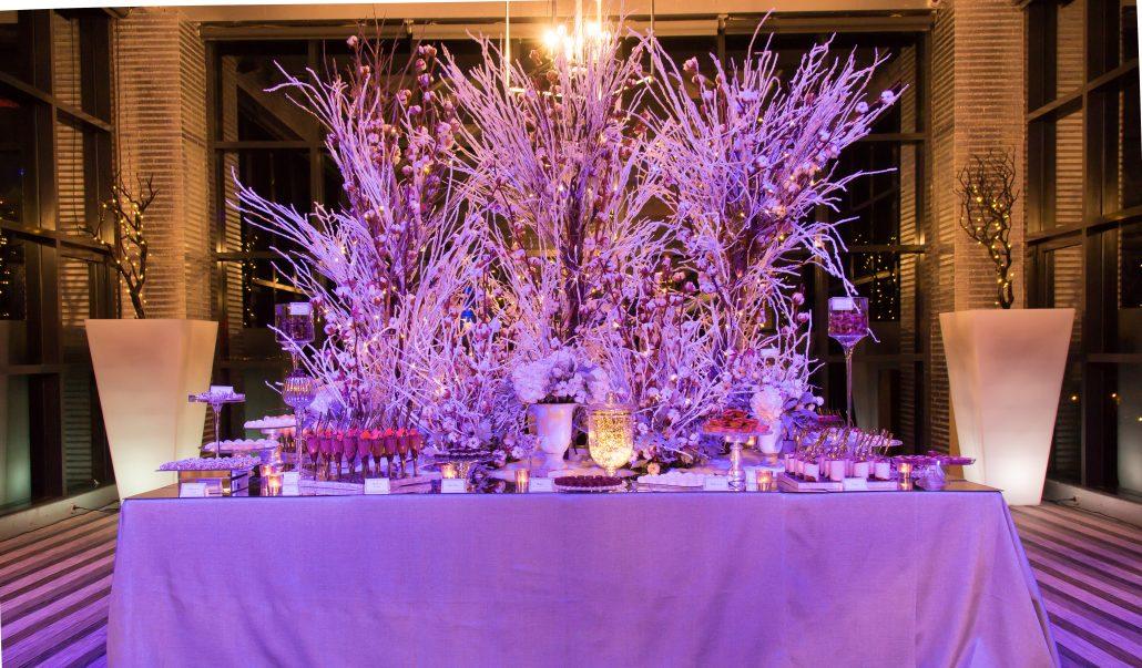 mesa dulce invernal